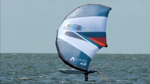 Armstrong A Wing, a prueba