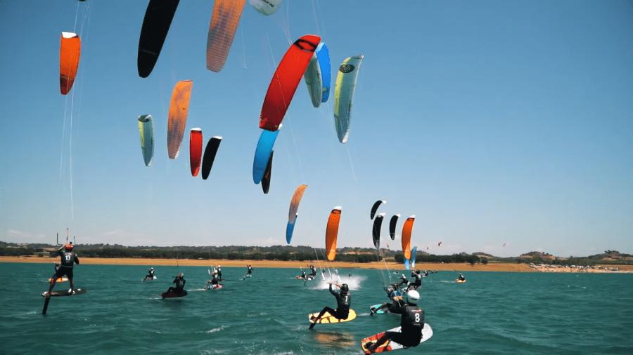 CKSC-Pantano-de-Alarcon-Formula-Kite-foil-Spain-Series-2020