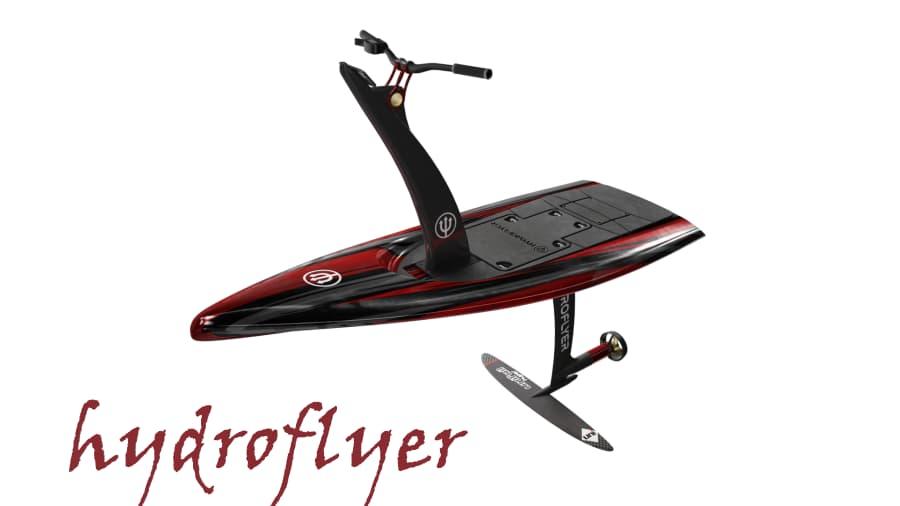 El nuevo hydroflyer