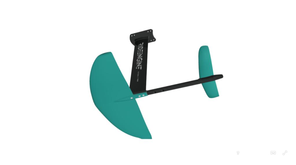 futura surf 76cm hydrofoil