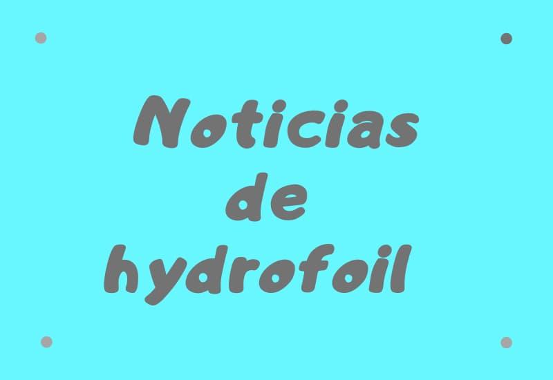 noticias del hydrofoil