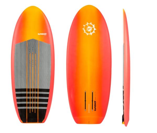 Tabla de surfoil SLINGSHOT FLYING FISH V1