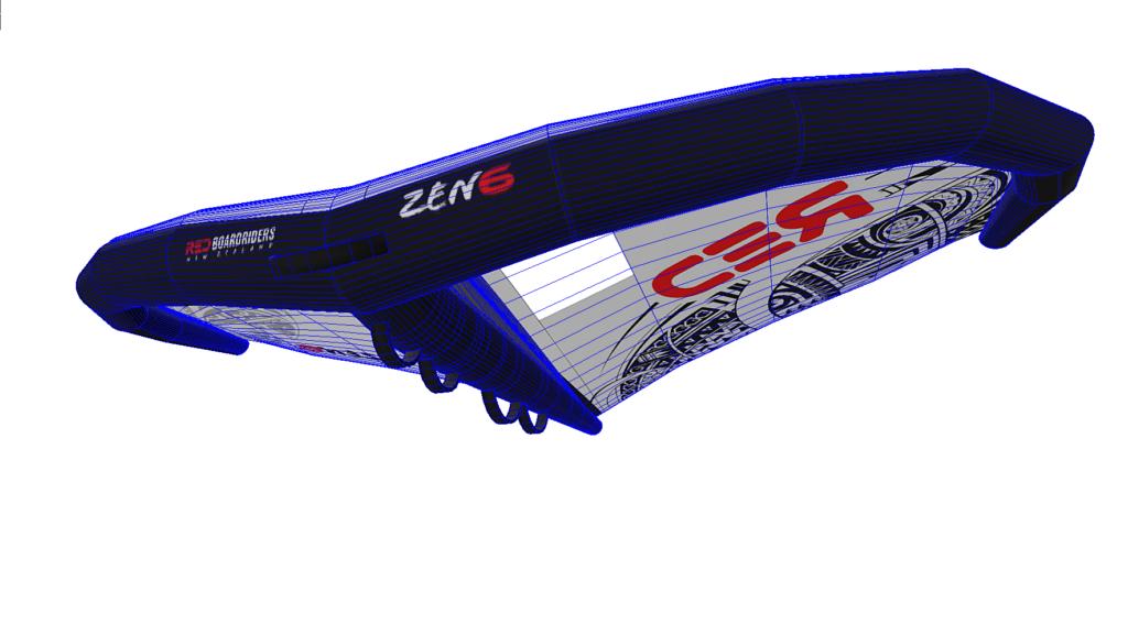 Wingfoil , zen 6