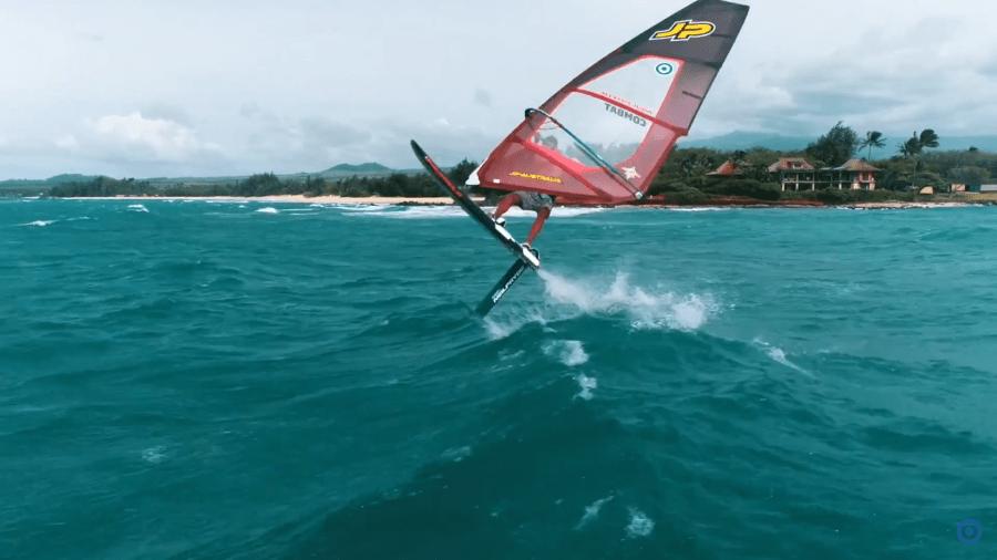 hydrofoil con NeilPryde Windsurfing