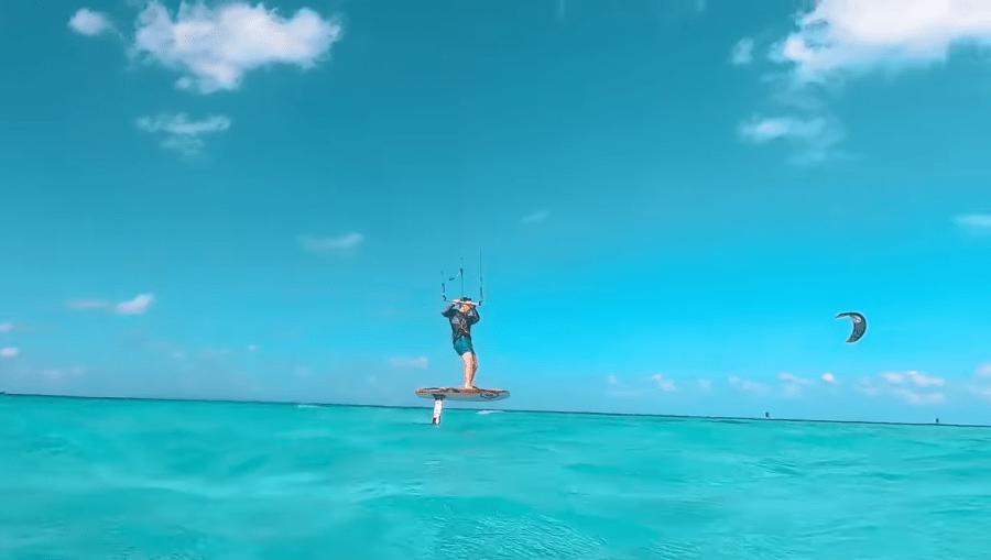 transition con kite hydrofoil