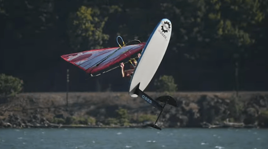 winfoil radical, con Bruce Peterson
